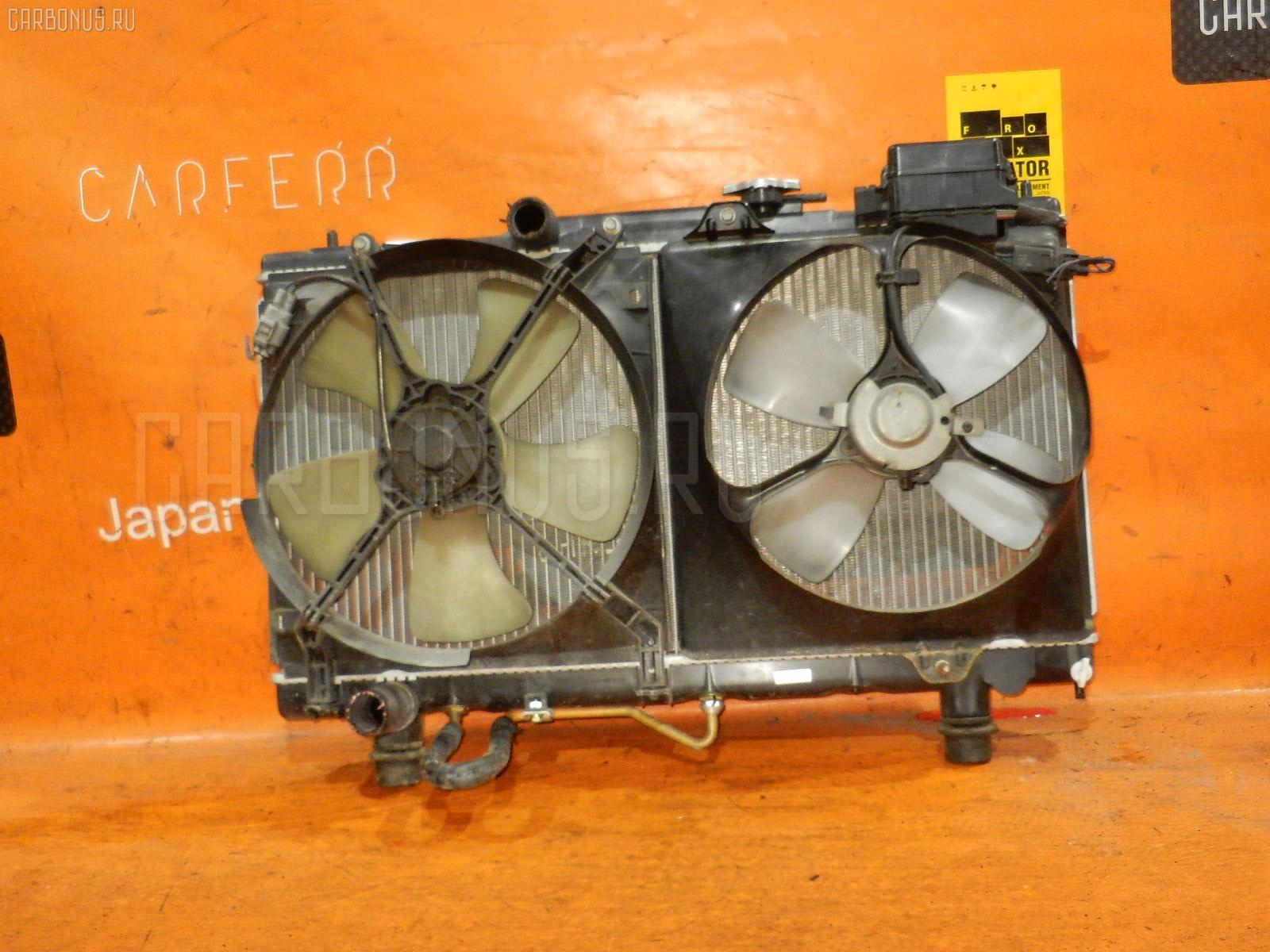 Радиатор ДВС TOYOTA CALDINA AT191G 7A-FE Фото 1