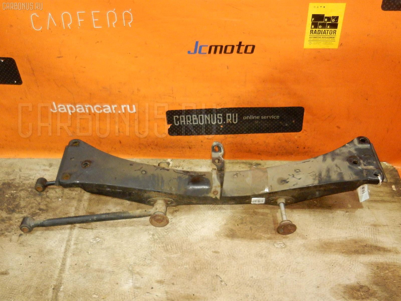 Балка подвески Toyota Caldina AT191G 7A-FE Фото 1