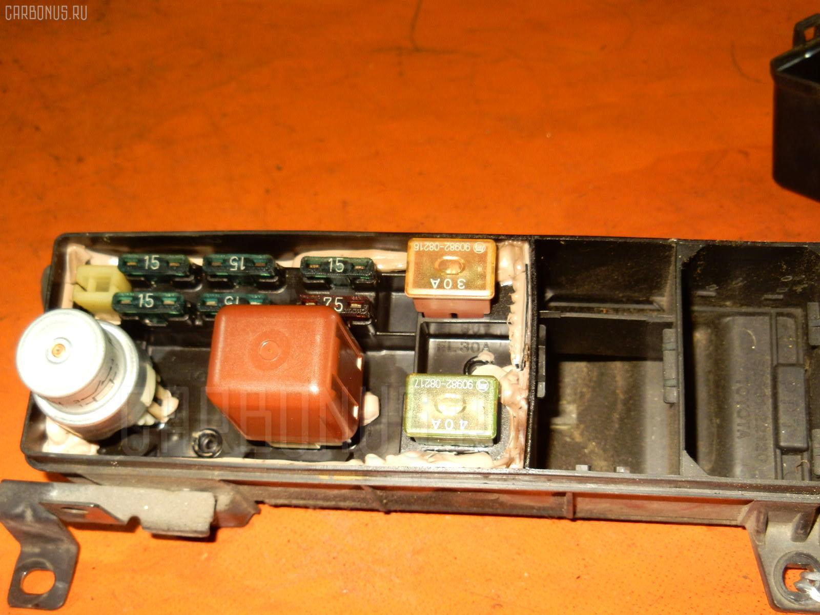 Блок предохранителей TOYOTA CHASER GX71 1G-EU Фото 1
