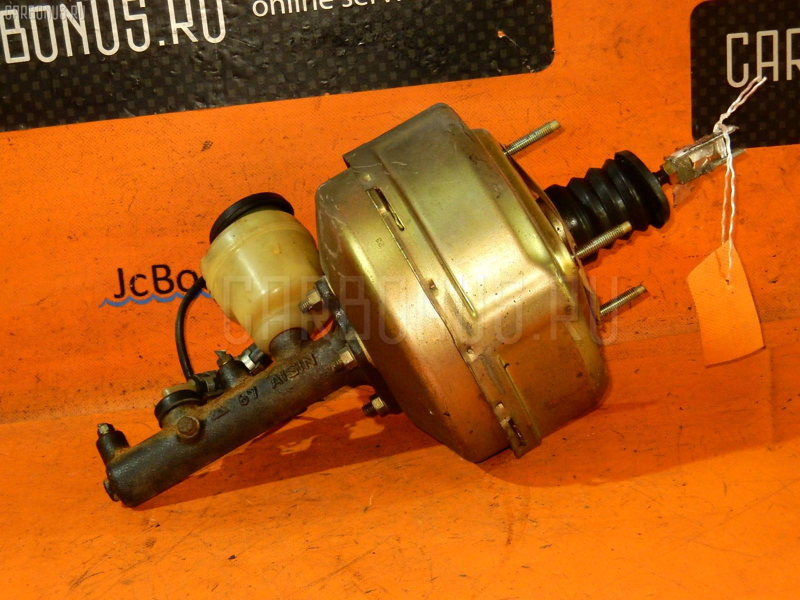 Главный тормозной цилиндр TOYOTA CHASER GX71 1G-EU Фото 2