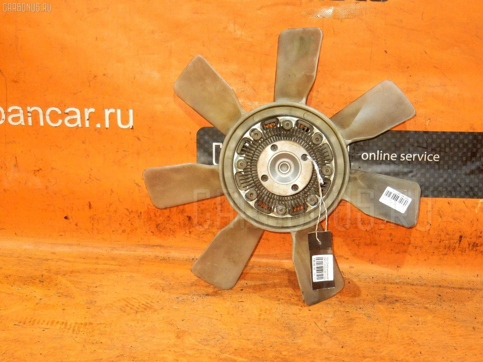 Вискомуфта TOYOTA CHASER GX71 1G-EU. Фото 1