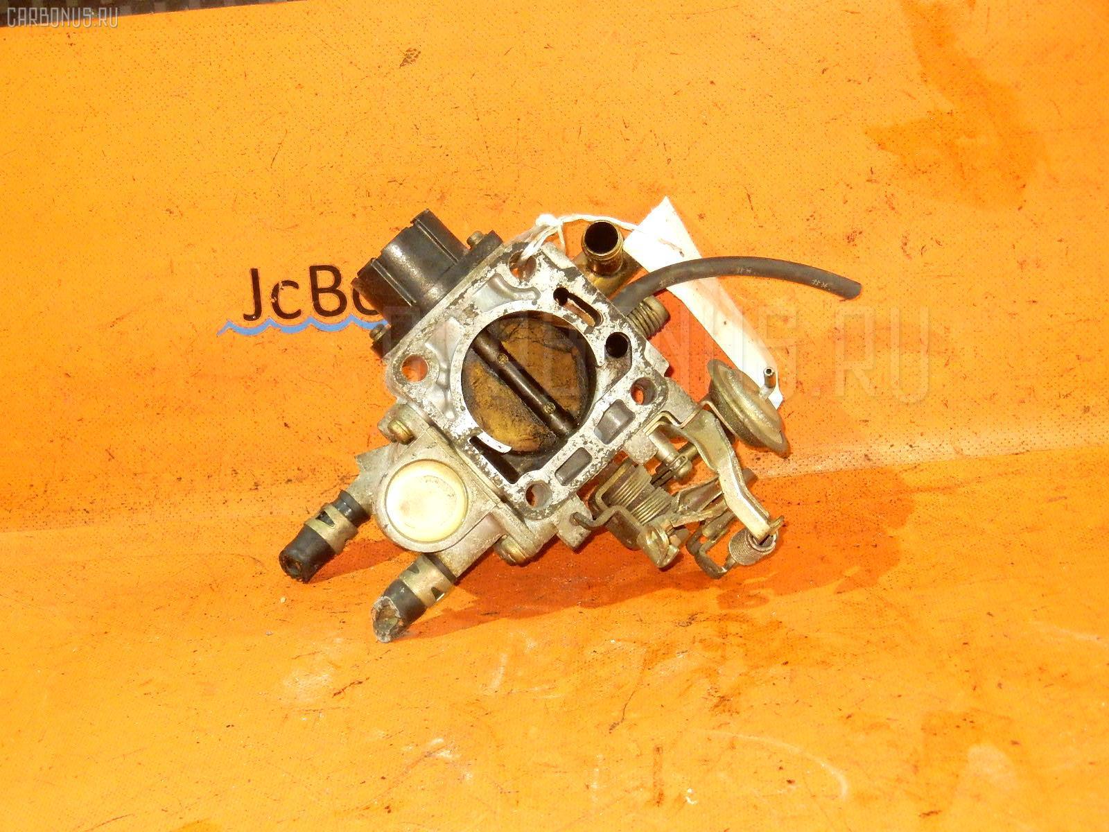 Дроссельная заслонка TOYOTA CHASER GX71 1G-EU. Фото 4