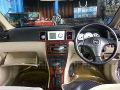 Порог кузова пластиковый ( обвес ) Toyota Corolla runx NZE121 Фото 14