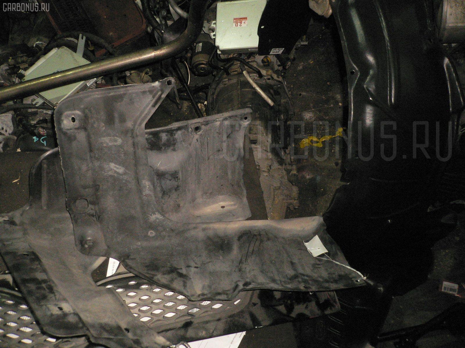 Защита двигателя TOYOTA COROLLA RUNX NZE121 1NZ-FE Фото 1