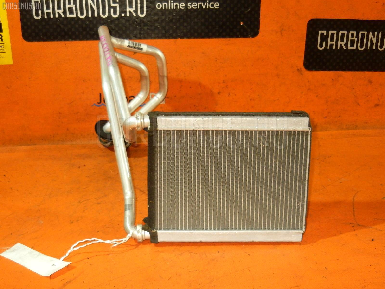 Радиатор печки TOYOTA COROLLA RUNX NZE121 1NZ-FE. Фото 3