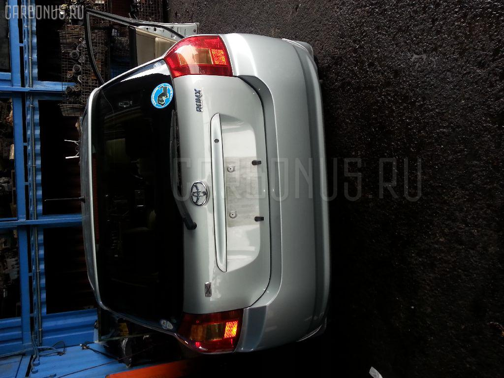 Шторка багажника TOYOTA COROLLA RUNX NZE121 Фото 6