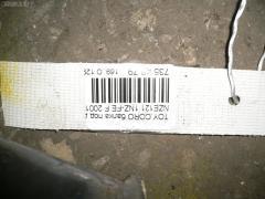 Балка под ДВС Toyota Corolla runx NZE121 1NZ-FE Фото 8
