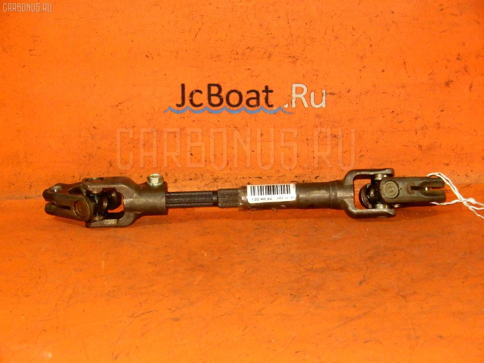 Рулевой карданчик TOYOTA COROLLA RUNX NZE121. Фото 4