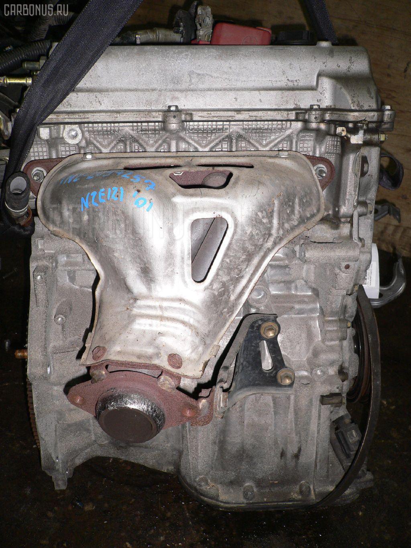 Двигатель TOYOTA COROLLA RUNX NZE121 1NZ-FE Фото 8