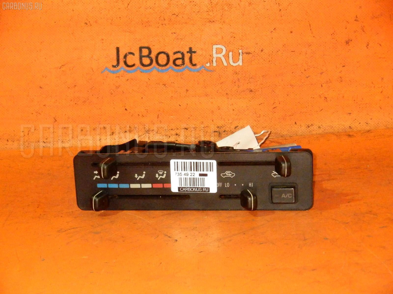 Блок управления климатконтроля TOYOTA RAV4 SXA11G 3S-FE Фото 1