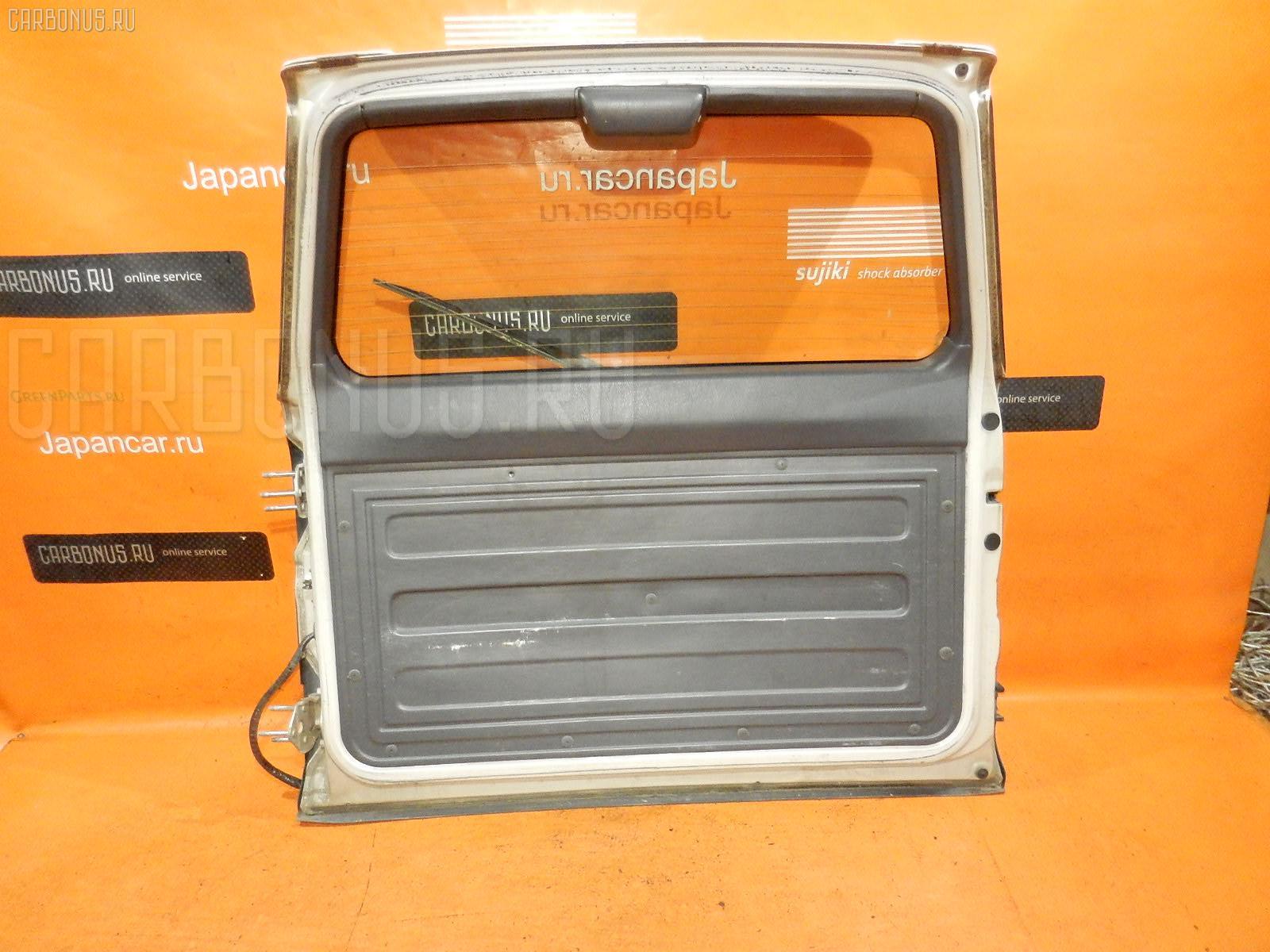 Дверь задняя TOYOTA RAV4 SXA11G. Фото 8