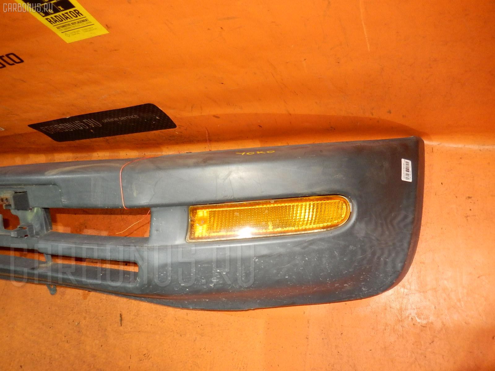 Бампер TOYOTA RAV4 SXA11G. Фото 2