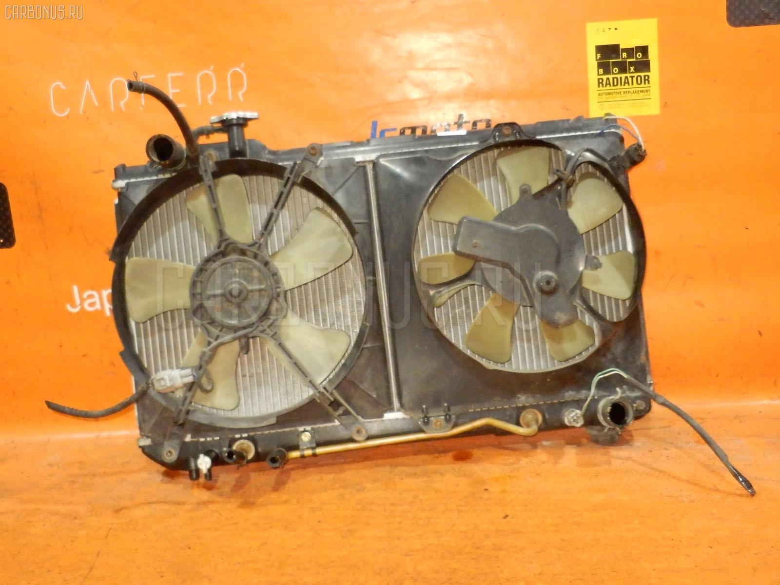 Радиатор ДВС TOYOTA RAV4 SXA11G 3S-FE Фото 2