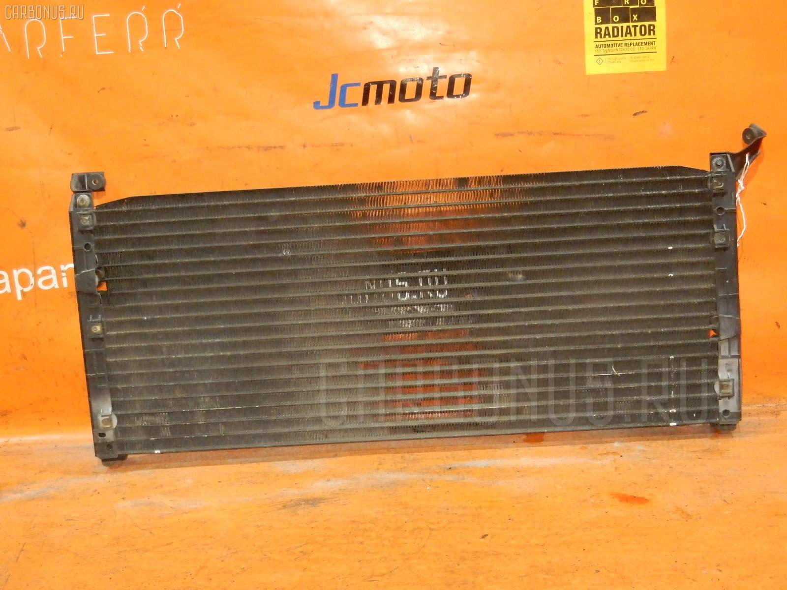 Радиатор кондиционера TOYOTA RAV4 SXA11G 3S-FE. Фото 4