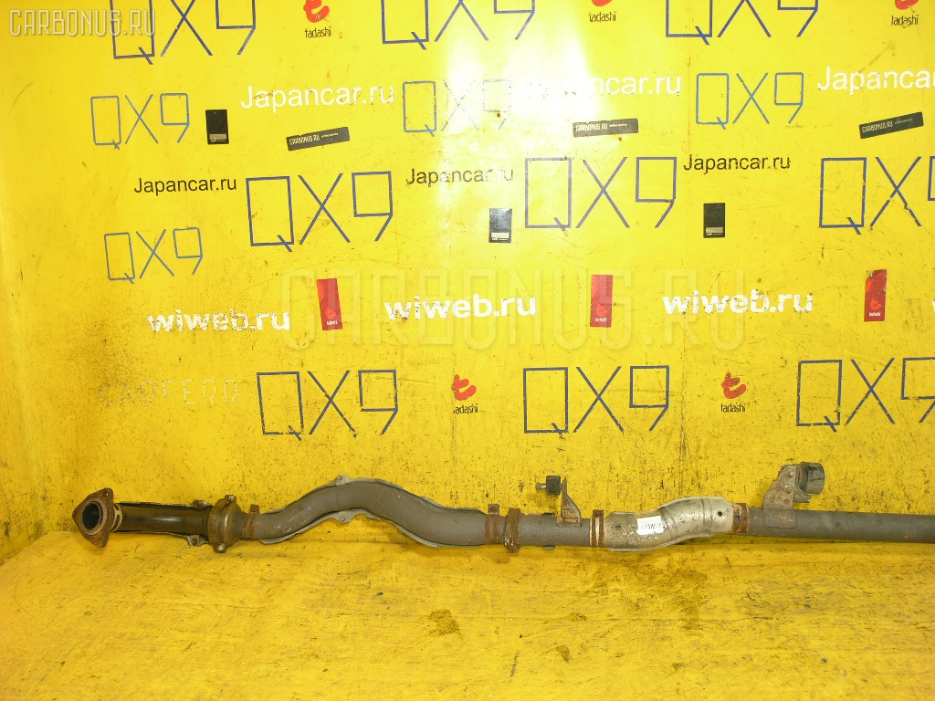 Глушитель TOYOTA RAV4 SXA11G 3S-FE. Фото 4