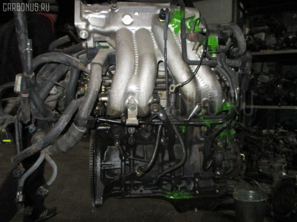 Двигатель TOYOTA RAV4 SXA11G 3S-FE. Фото 4