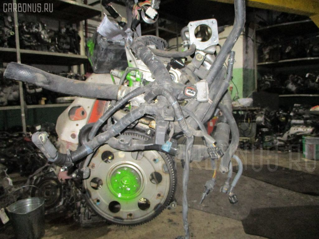 Двигатель TOYOTA RAV4 SXA11G 3S-FE. Фото 5