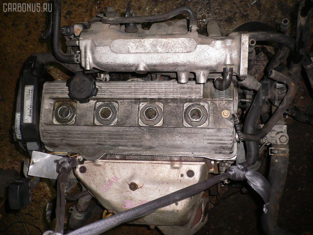 Двигатель TOYOTA RAV4 SXA11G 3S-FE. Фото 8