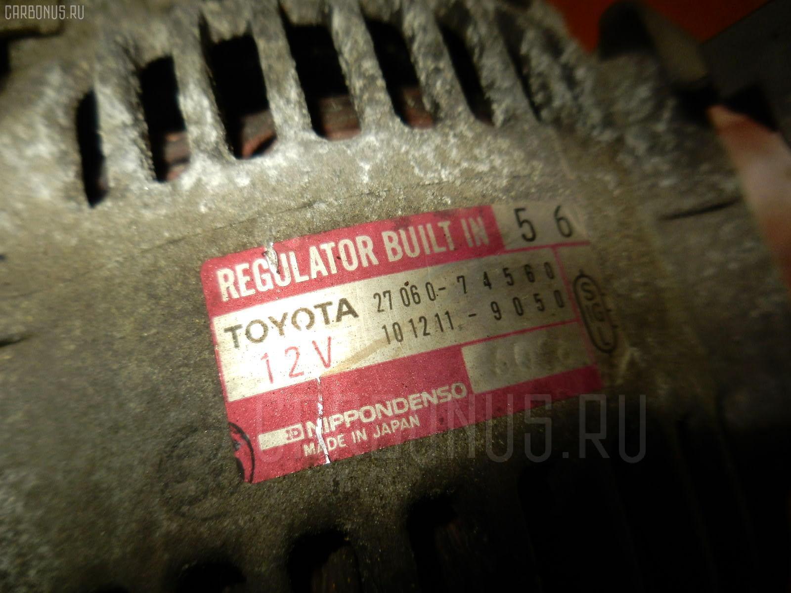Генератор TOYOTA RAV4 SXA11G 3S-FE Фото 3