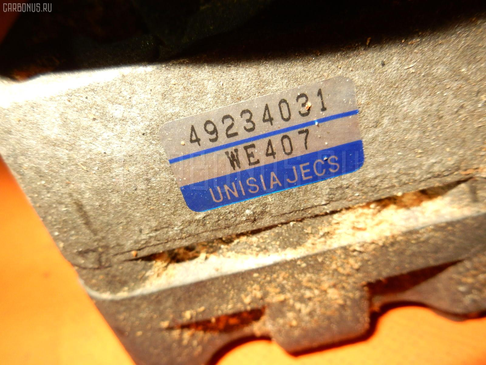 Гидроусилитель NISSAN WINGROAD WFY11 QG15-DE Фото 4