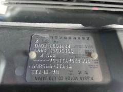 Подушка двигателя NISSAN WINGROAD WFY11 QG15-DE Фото 3