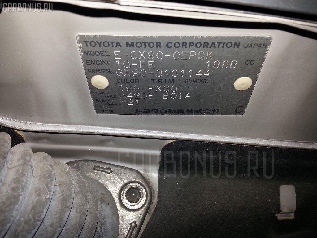 Спидометр TOYOTA CRESTA GX90 1G-FE Фото 3