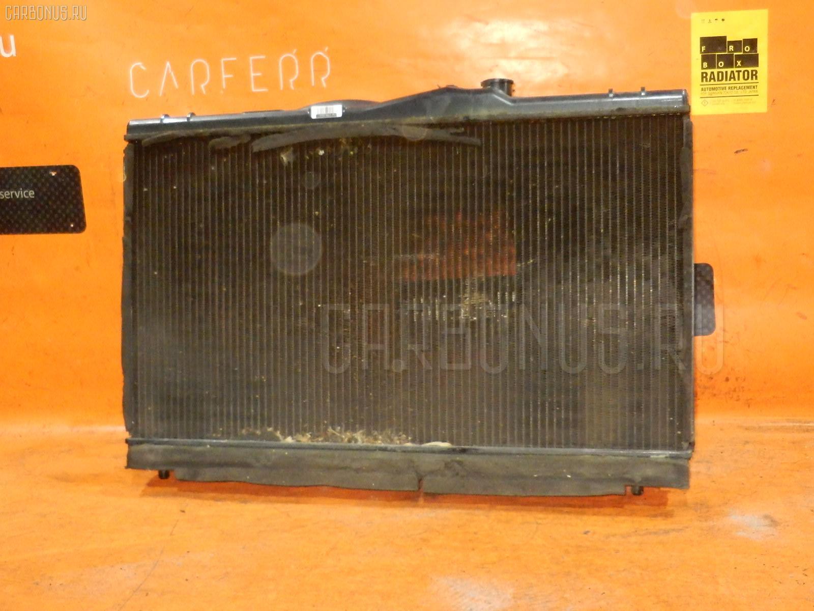 Радиатор ДВС TOYOTA CRESTA GX90 1G-FE. Фото 11