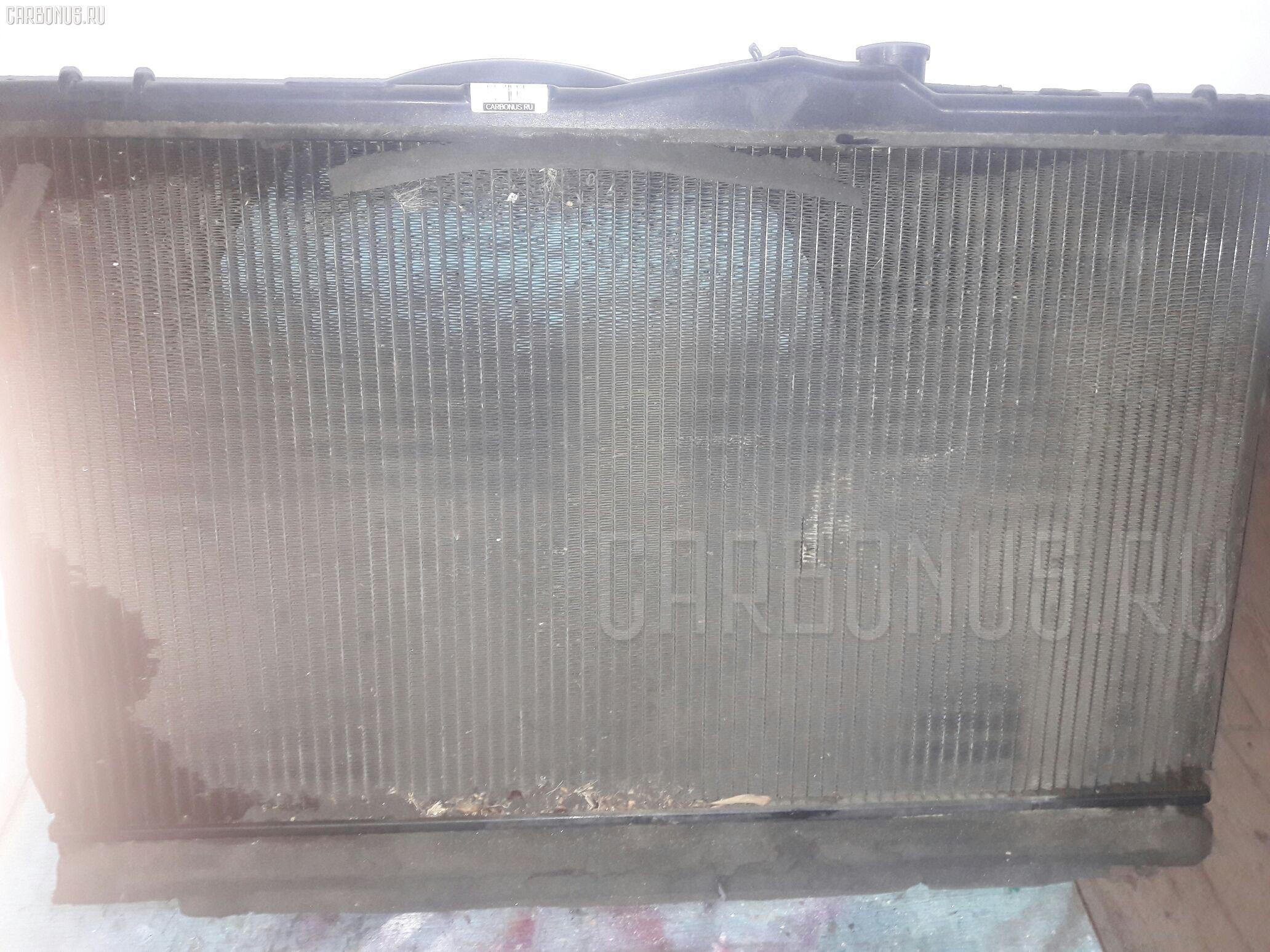 Радиатор ДВС TOYOTA CRESTA GX90 1G-FE. Фото 10