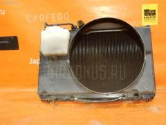 Радиатор ДВС TOYOTA CRESTA GX90 1G-FE Фото 4