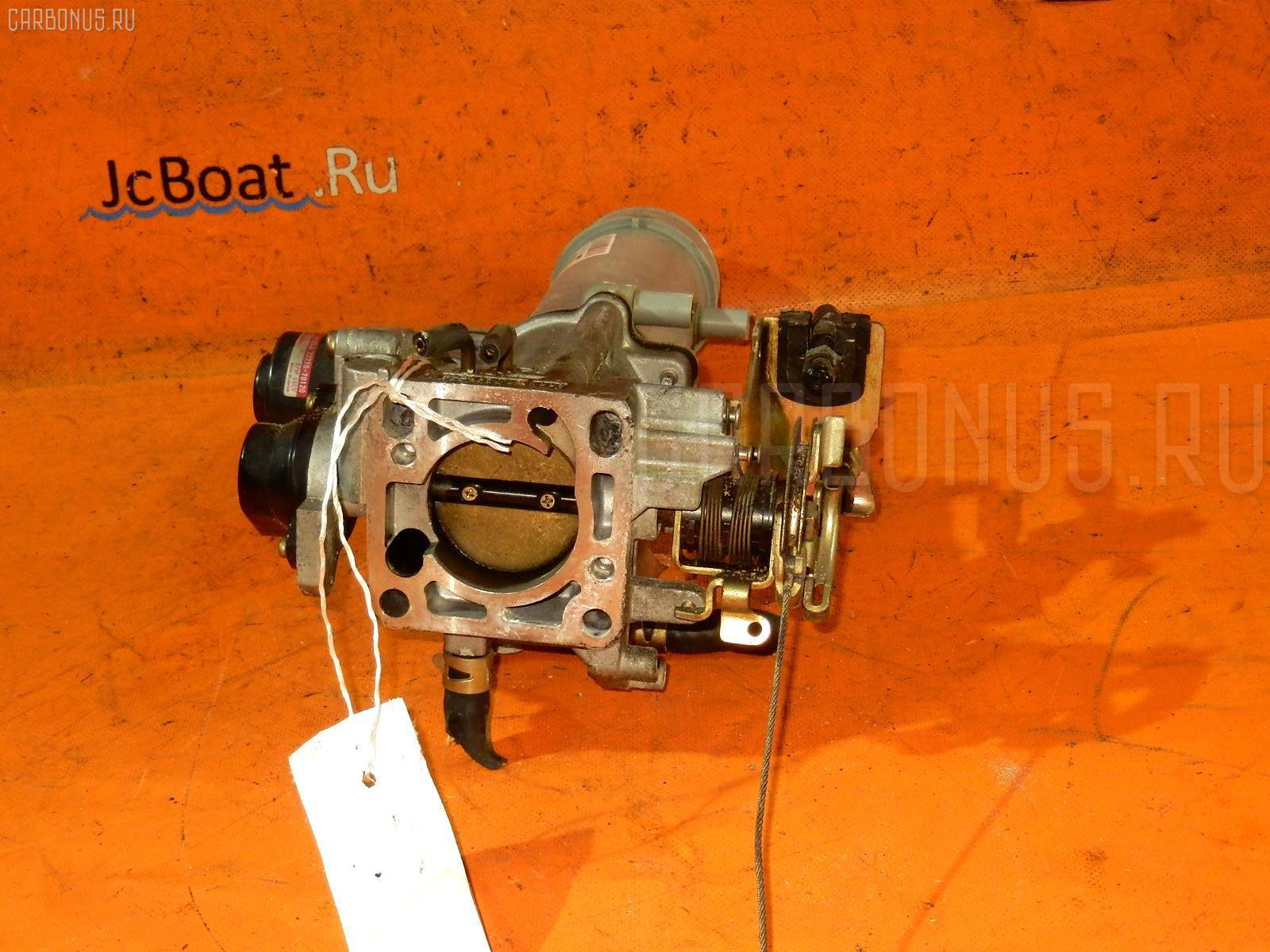 Дроссельная заслонка TOYOTA CRESTA GX90 1G-FE. Фото 1
