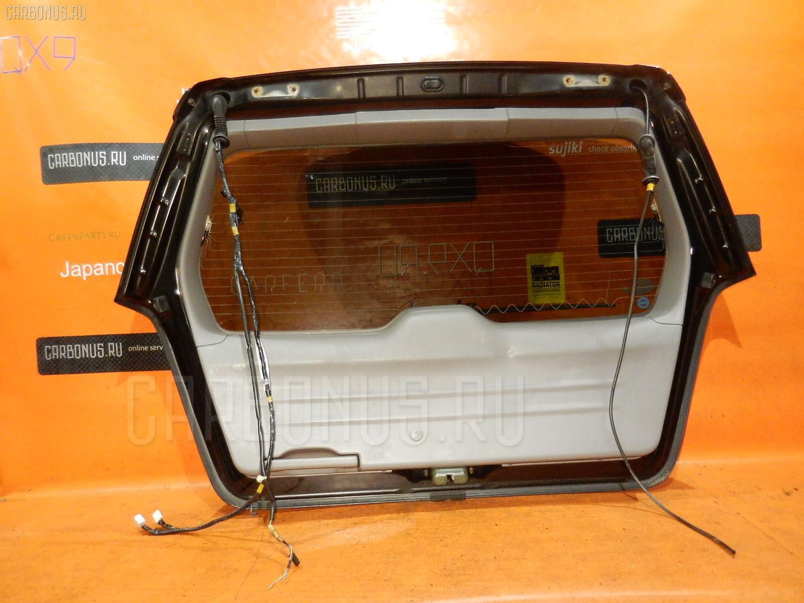 Дверь задняя SUBARU FORESTER SG5 Фото 4
