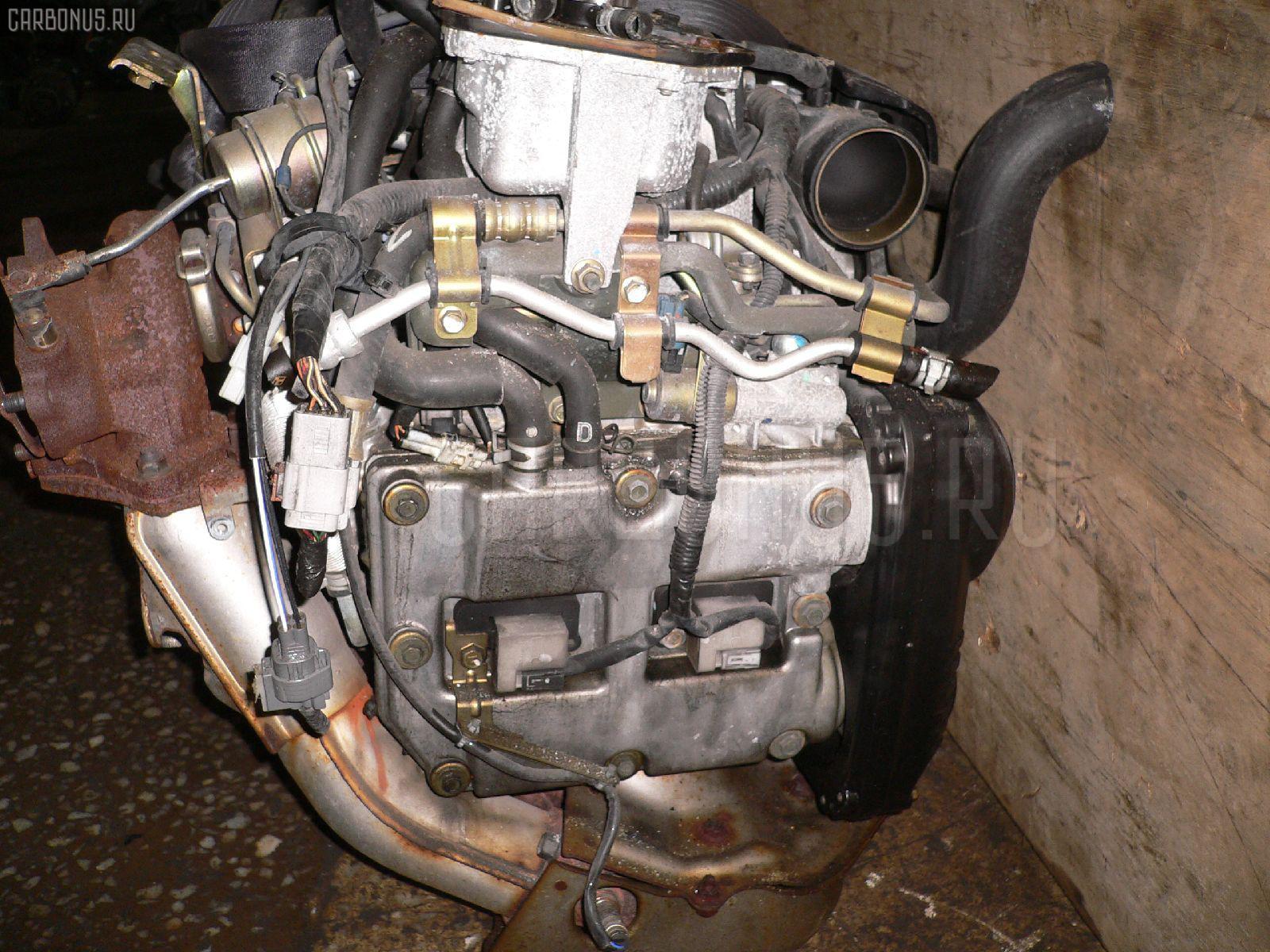Двигатель SUBARU FORESTER SG5 EJ205T Фото 7