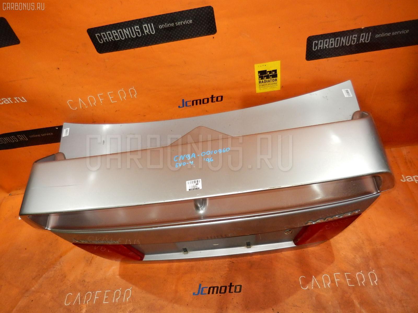 Крышка багажника MITSUBISHI LANCER EVOLUTION IV CN9A Фото 3