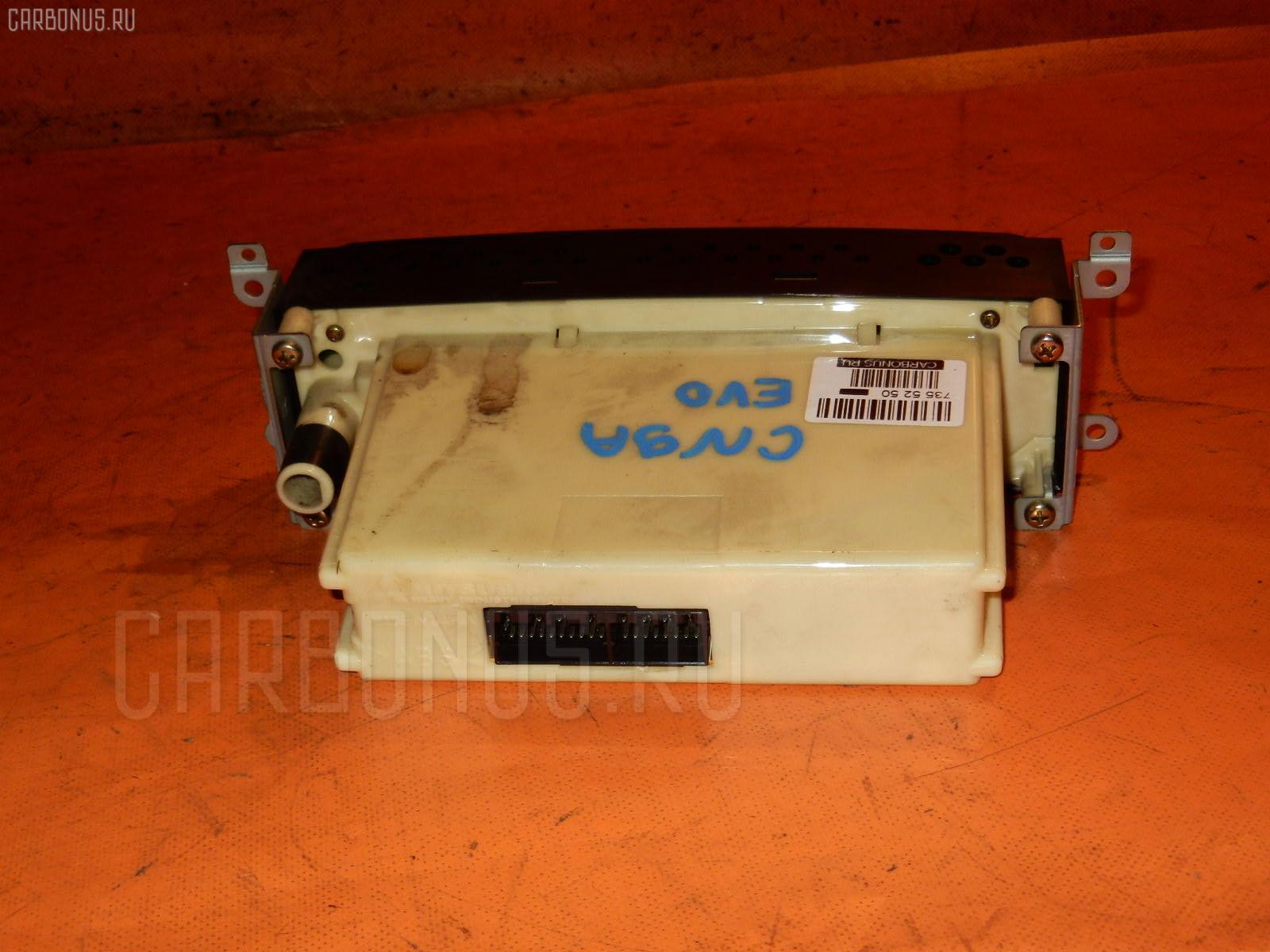 Блок управления климатконтроля Mitsubishi Lancer evolution iv CN9A 4G63T Фото 1