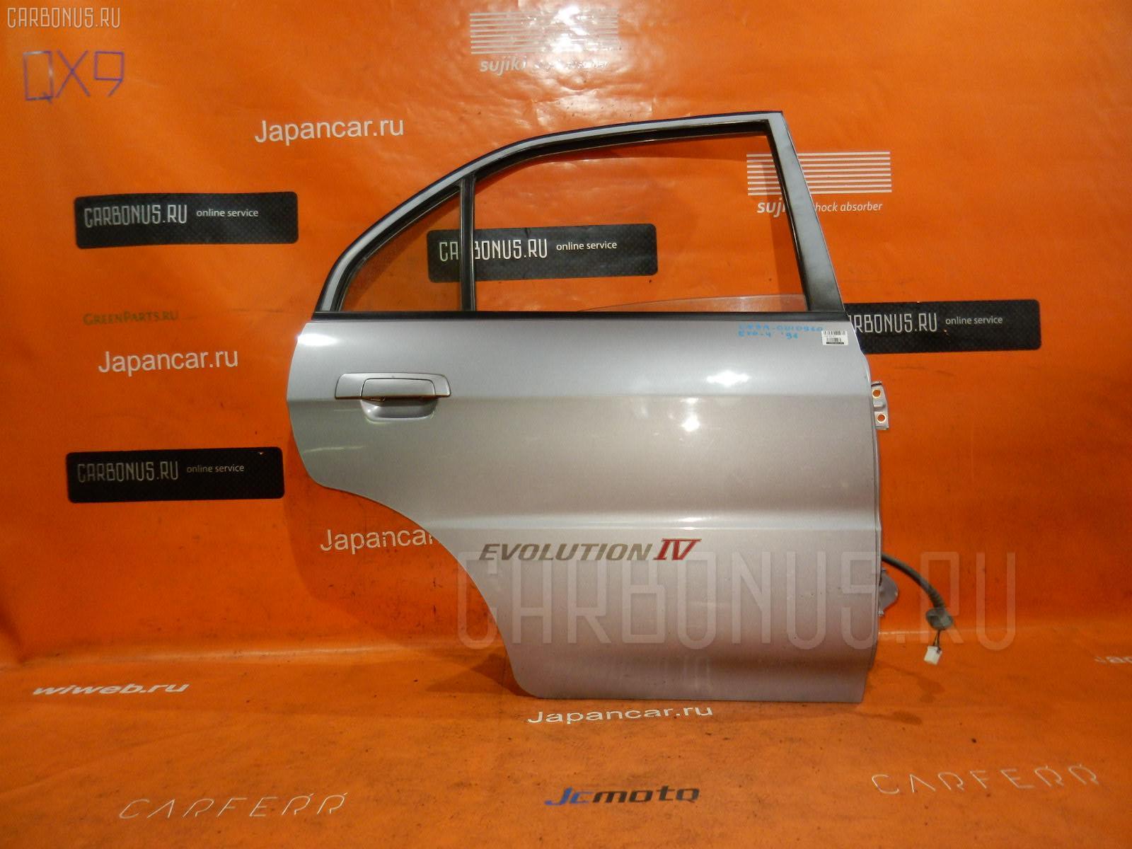 Дверь боковая Mitsubishi Lancer evolution iv CN9A Фото 1