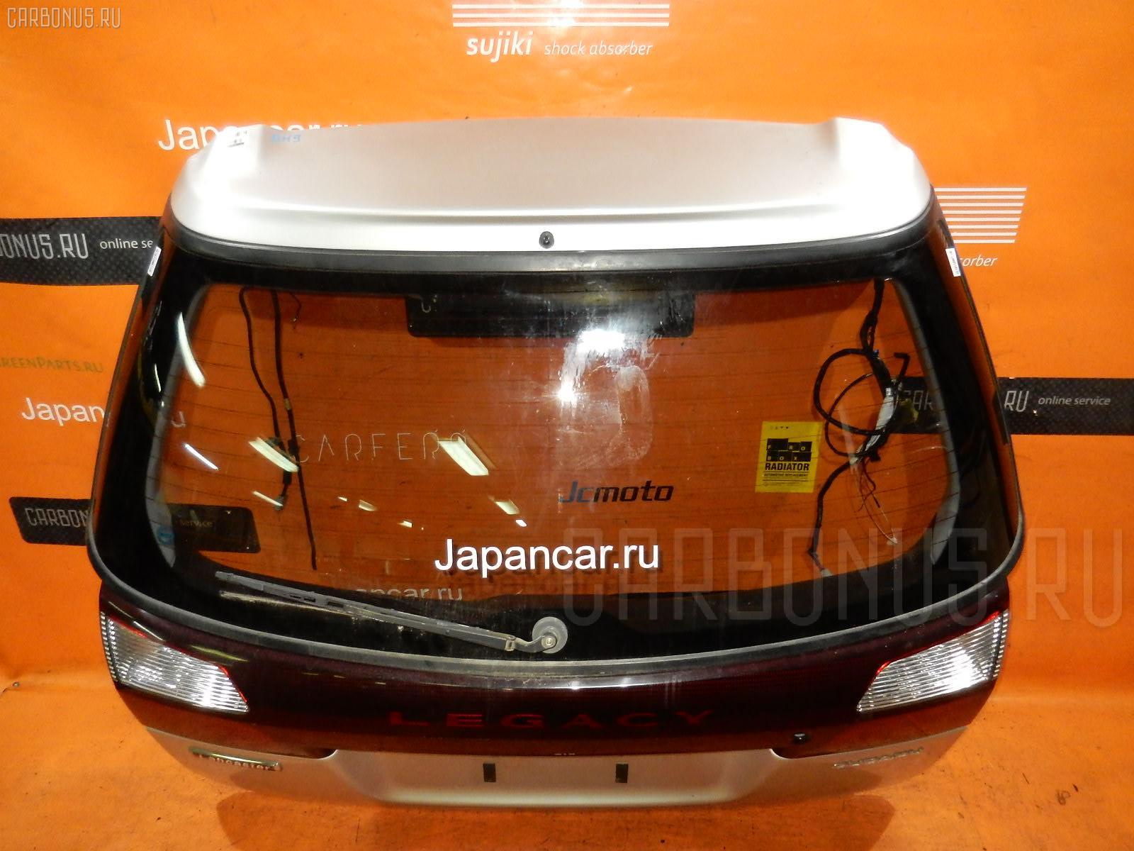 Дверь задняя Subaru Legacy lancaster BH9 Фото 1