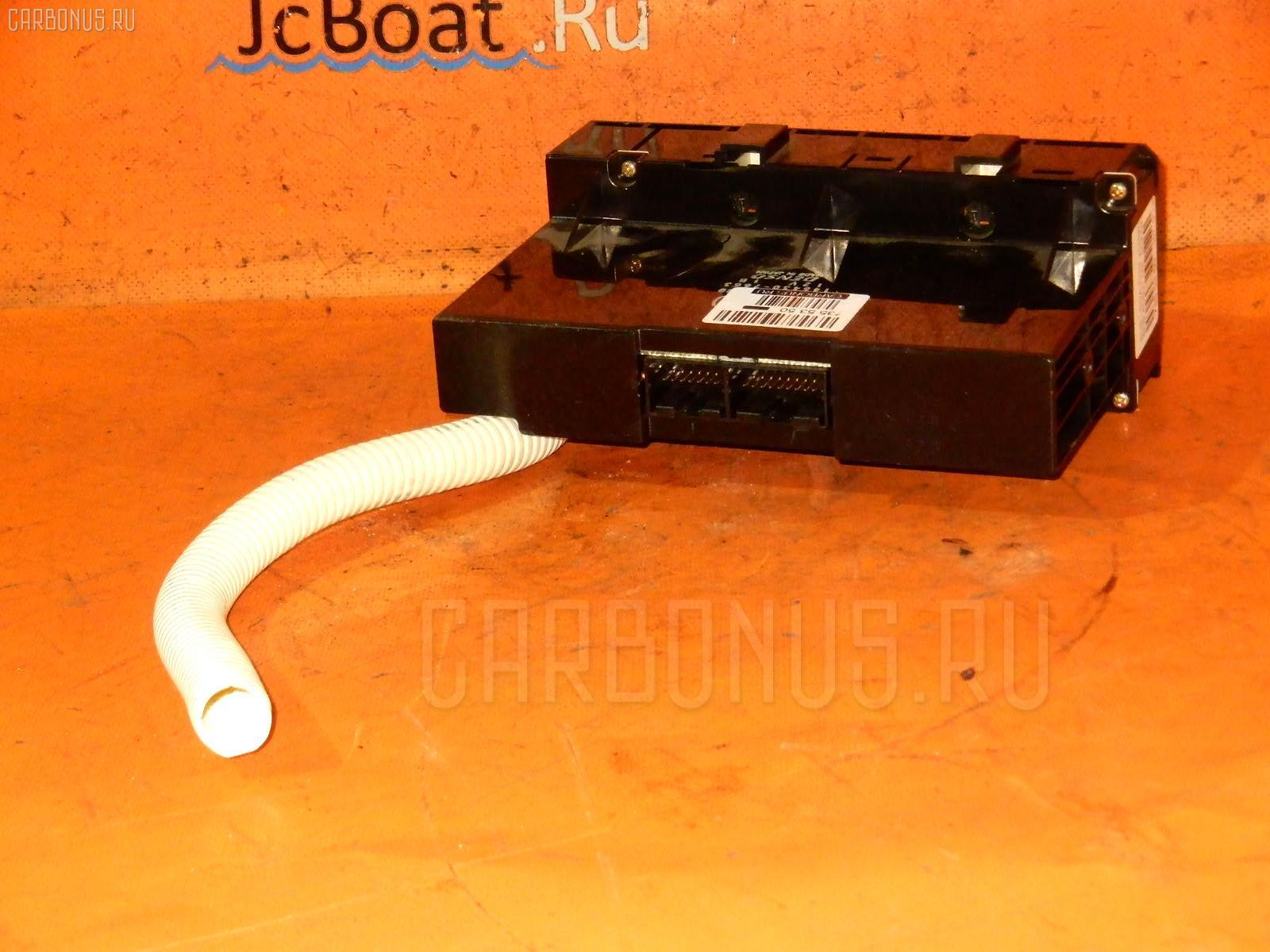 Блок управления климатконтроля SUBARU LEGACY LANCASTER BH9 4G63T Фото 2