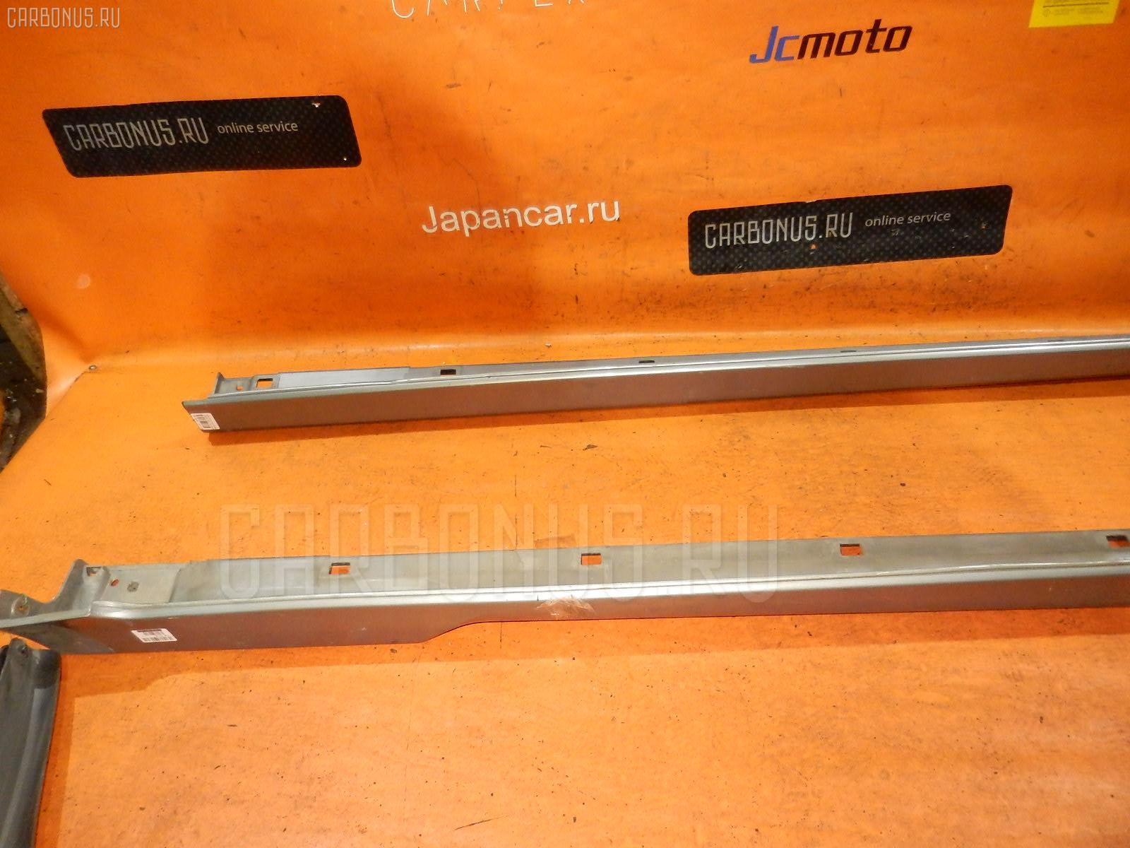 Порог кузова пластиковый ( обвес ) SUBARU LEGACY LANCASTER BH9 Фото 1