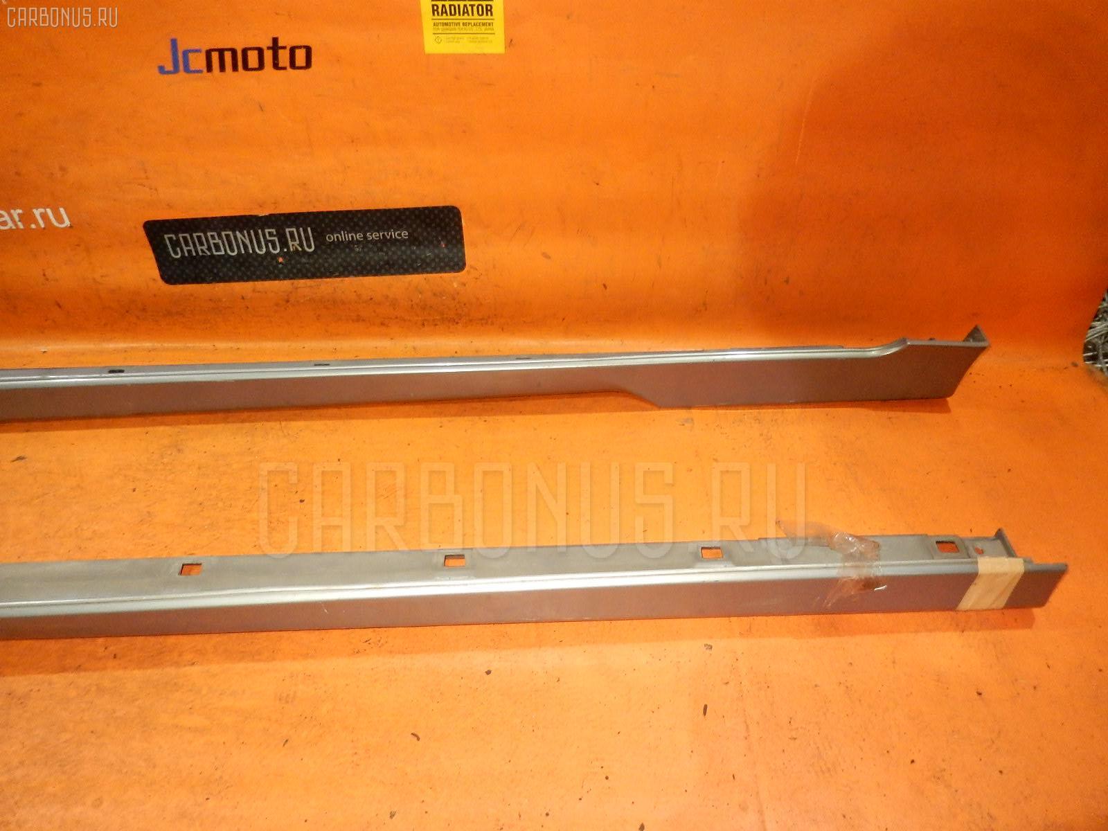 Порог кузова пластиковый ( обвес ) SUBARU LEGACY LANCASTER BH9 Фото 4