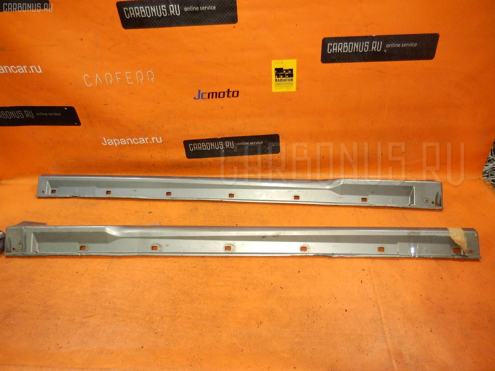 Порог кузова пластиковый ( обвес ) SUBARU LEGACY LANCASTER BH9 Фото 3