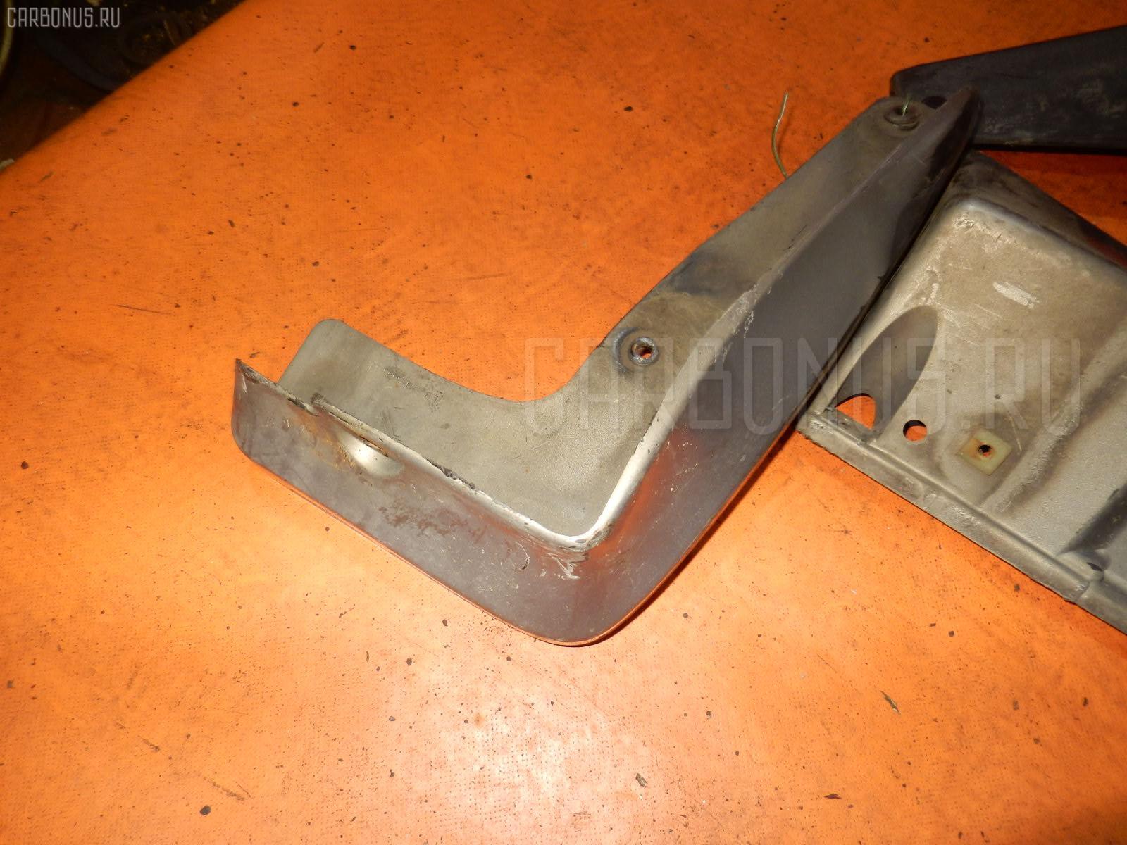 Порог кузова пластиковый ( обвес ) SUBARU LEGACY LANCASTER BH9 Фото 6