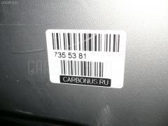 Порог кузова пластиковый ( обвес ) Subaru Legacy lancaster BH9 Фото 12