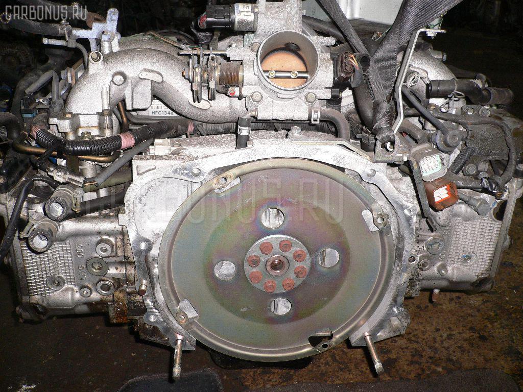 Двигатель SUBARU LEGACY LANCASTER BH9 EJ25 Фото 6