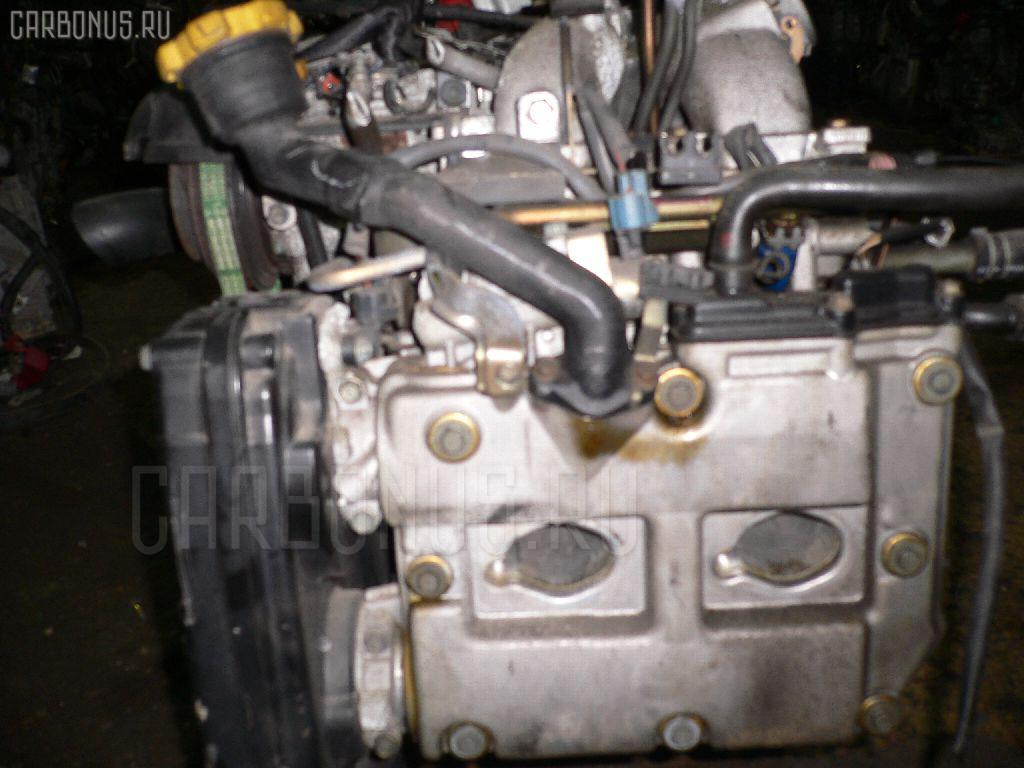 Двигатель SUBARU LEGACY LANCASTER BH9 EJ25 Фото 5
