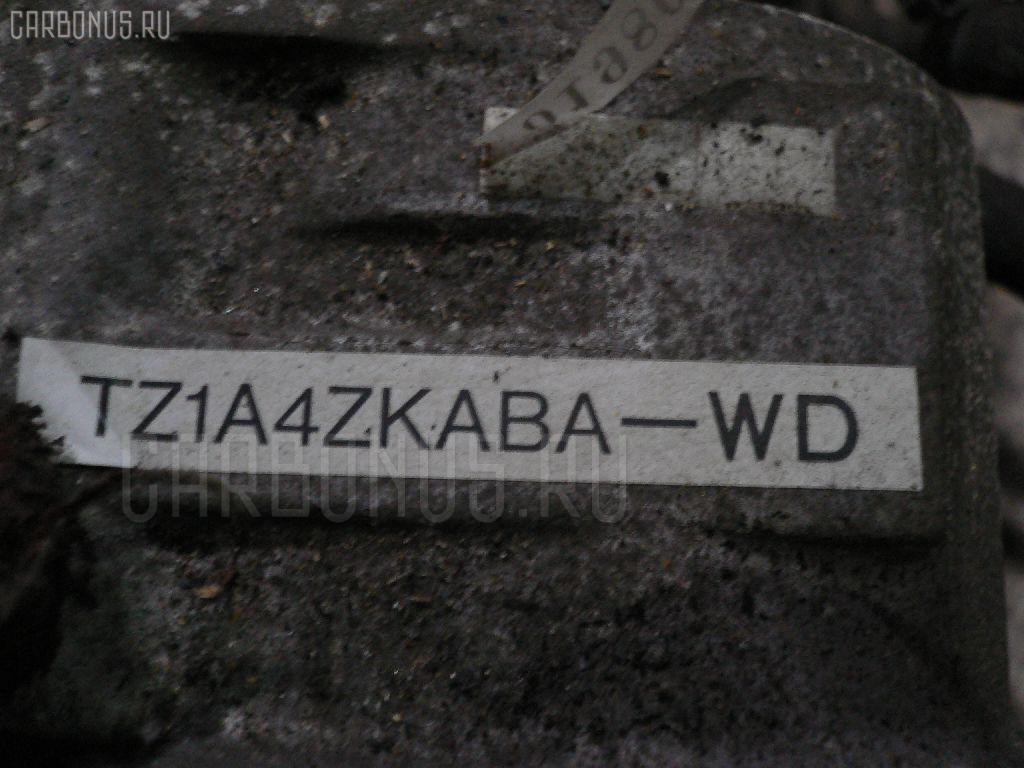 КПП автоматическая SUBARU LEGACY LANCASTER BH9 EJ25. Фото 7