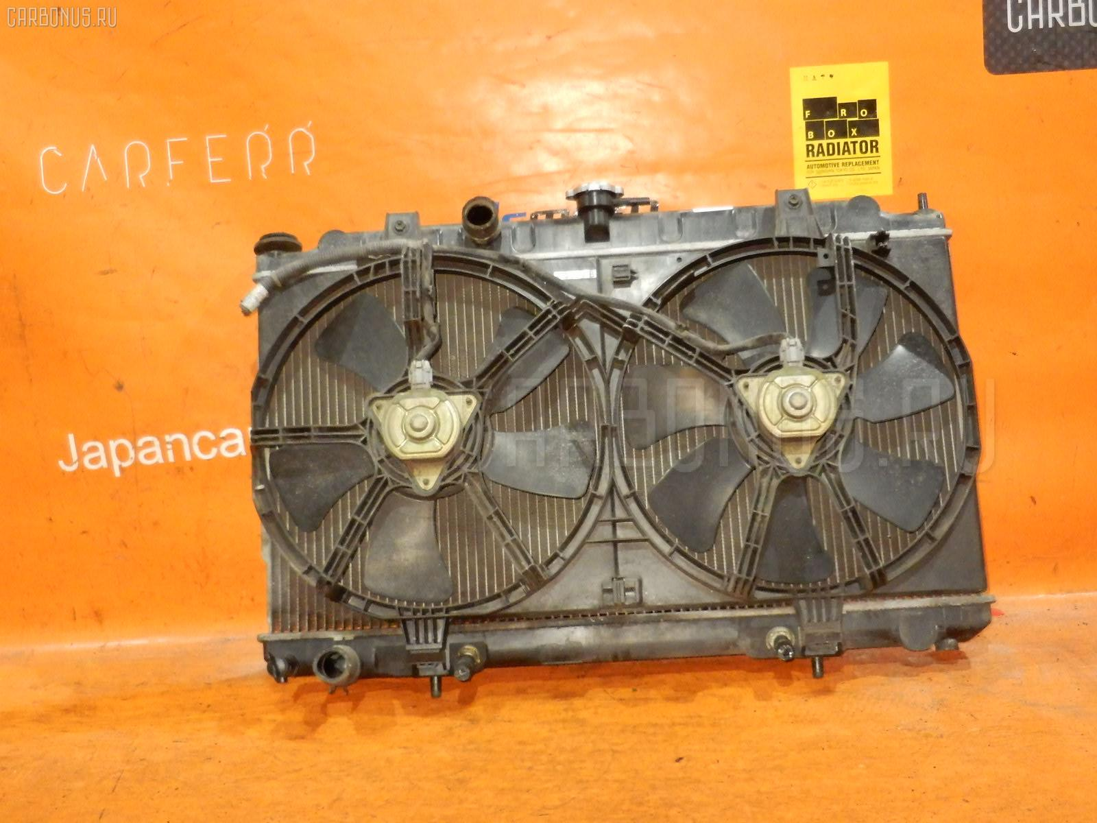 Вентилятор радиатора ДВС NISSAN AD VAN VFY11 QG15DE. Фото 5