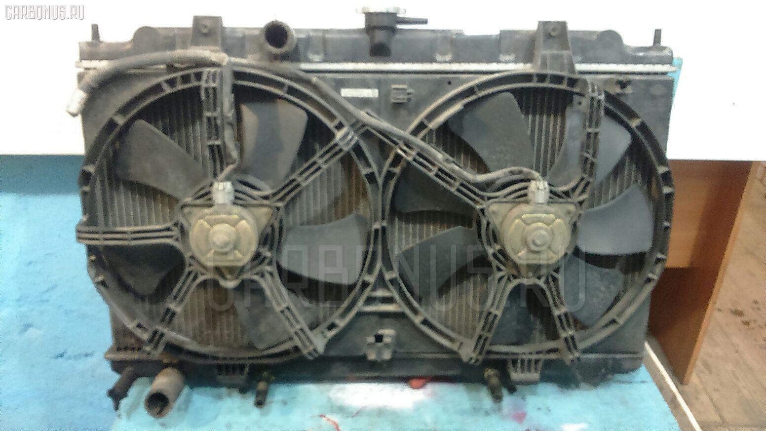Вентилятор радиатора ДВС NISSAN AD VAN VFY11 QG15DE. Фото 4