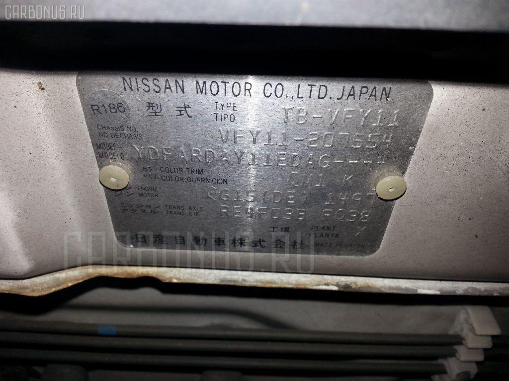 Амортизатор NISSAN AD WAGON VFY11 Фото 2