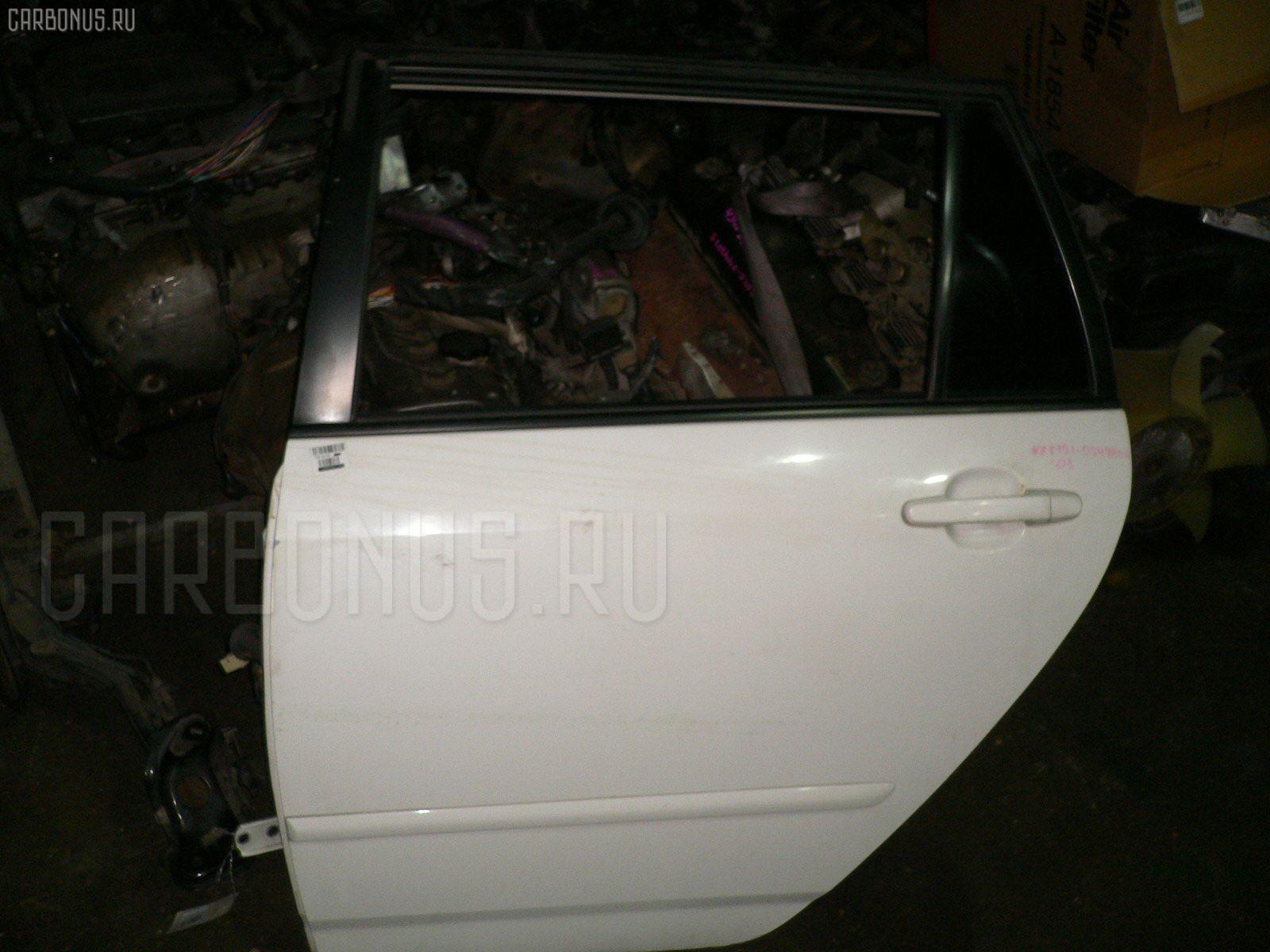 Дверь боковая Toyota Corolla fielder NZE121G Фото 1