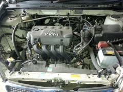 Блок управления климатконтроля Toyota Corolla fielder NZE121G 1NZ-FE Фото 4